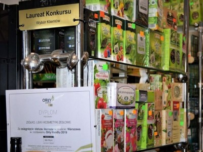 ziółko sklep zielarski 18